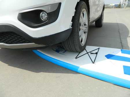 Tabla Paddle Sup Stand Up Camo 10`6`` Coral Sea By Hifei