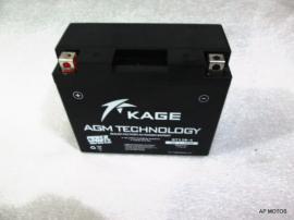 Bateria Kage NK250 GT12B-4  (YT12B-BS)