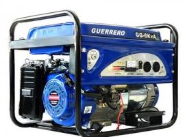 Generador Guerrero 6 Kva