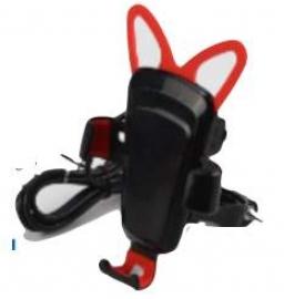 Cargador & Soporte Mecanico Con Seguridad CD-3030