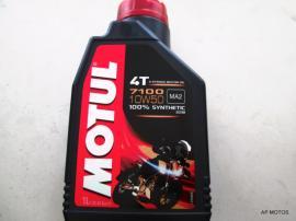 Aceite 4T Motul 7100 10w 50 Sintetico