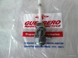 Canilla Pase Combustible Guerrero Urban 150