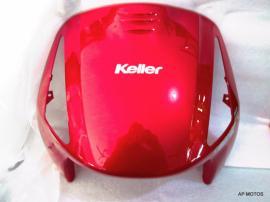 Cacha Frontal Pechera Keller Crono Classic 110