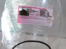 Parabrisas para Custon GMX Rebel Cliper HD250