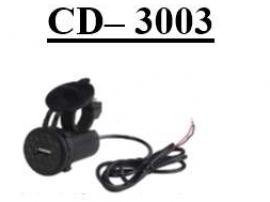 Cargador USB Simple CD-3003
