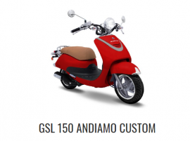 Guerrero GSL 150 Andiamo Custom