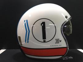 Casco Abierto Hawk Nurburgring