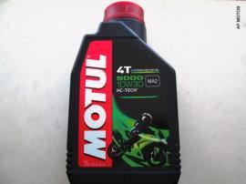 Aceite 4T Motul 5000 10w 30 Mineral