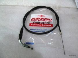 Cable Acelerador Guerrero Urban 150